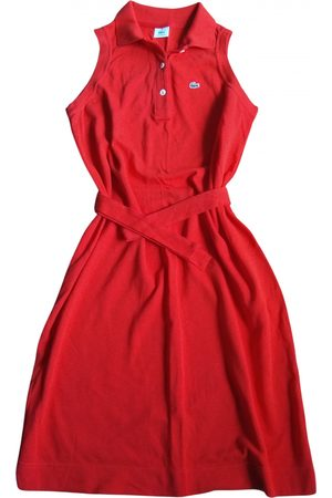 Lacoste Women Dresses - \N Cotton Dress for Women