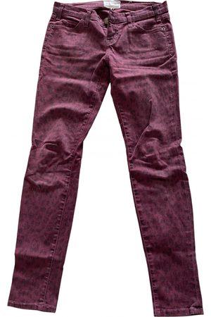 Current/Elliott Women Jeans - \N Cotton Jeans for Women