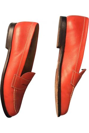 F**K Women Flat Shoes - \N Leather Flats for Women