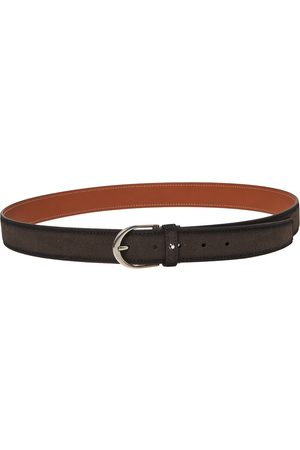 Mont Blanc Women Belts - \N Suede Belt for Women