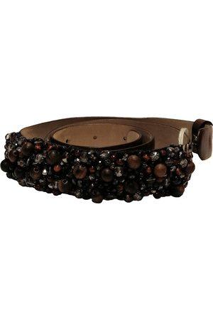 Brunello Cucinelli Women Belts - \N Leather Belt for Women