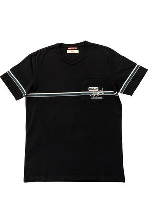 Bally Men T-shirts - \N Cotton T-shirts for Men