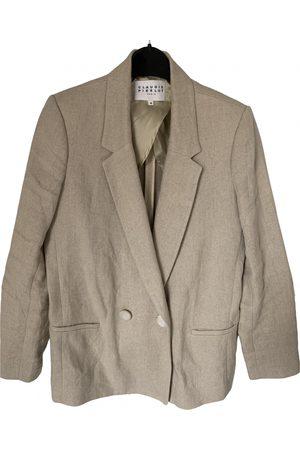 Claudie Pierlot Women Jackets - \N Linen Jacket for Women