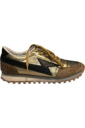 Marc Jacobs Men Sneakers - \N Suede Trainers for Men