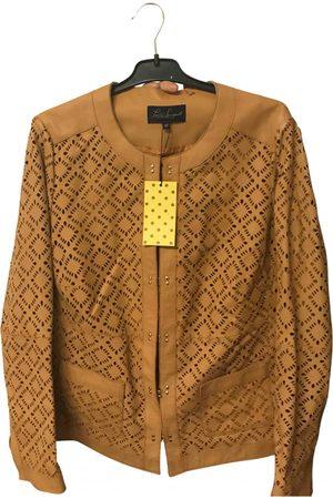LUISA SPAGNOLI Women Leather Jackets - \N Leather Jacket for Women