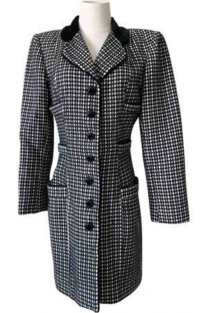 Emanuel Ungaro Women Coats - \N Cotton Coat for Women