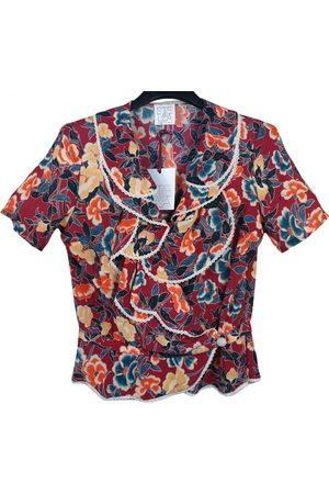 Stella Jean Women Tops - \N Silk Top for Women