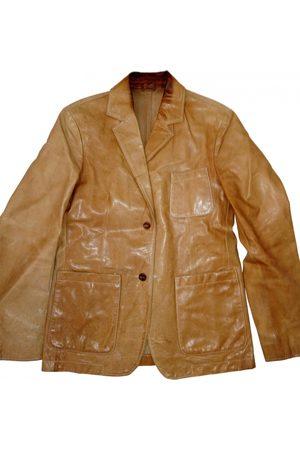 Bally Men Leather Jackets - VINTAGE \N Leather Jacket for Men