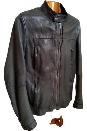 Zadig & Voltaire \N Leather Jacket for Men