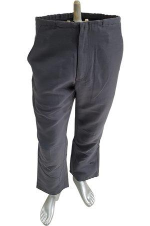 Nike Men Pants - \N Cotton Trousers for Men
