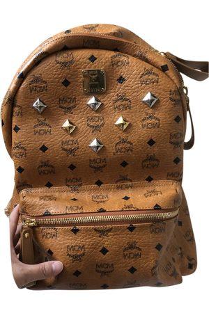MCM Women Rucksacks - \N Leather Backpack for Women