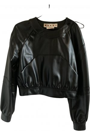 Marni Women Leather Jackets - \N Leather Leather Jacket for Women