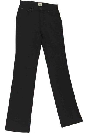 Cerruti 1881 Women Pants - \N Wool Trousers for Women