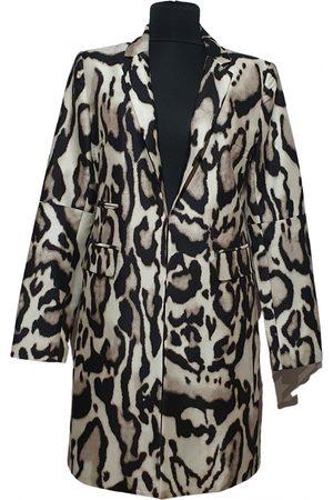 Diane von Furstenberg Women Coats - \N Silk Coat for Women