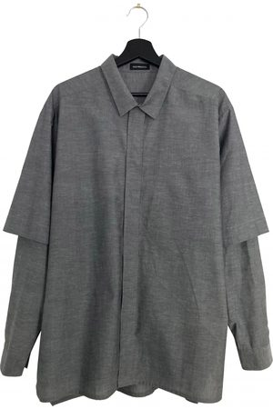 KRIS VAN ASSCHE \N Cotton Shirts for Men