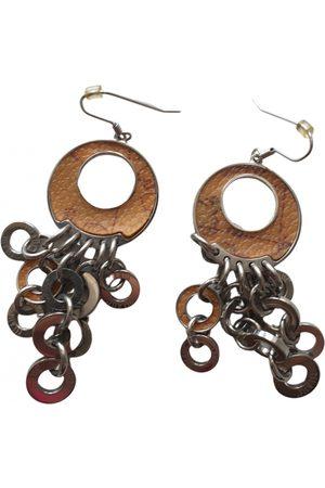 Alviero Martini Women Earrings - \N Steel Earrings for Women