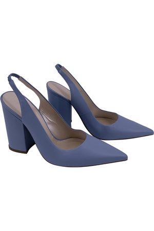 DELPOZO \N Leather Heels for Women