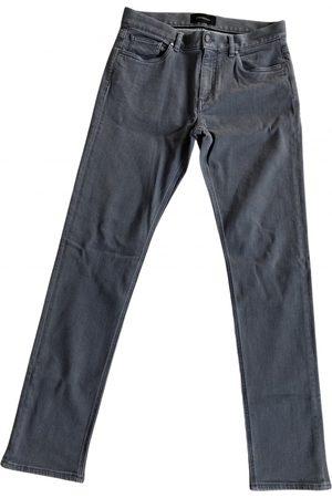 Ermenegildo Zegna Men Jeans - \N Cotton Jeans for Men