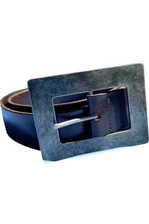 Dolce & Gabbana Men Belts - \N Leather Belt for Men