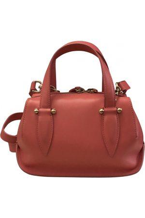 DELPOZO \N Leather Handbag for Women