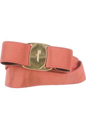 Salvatore Ferragamo \N Cloth Belt for Women
