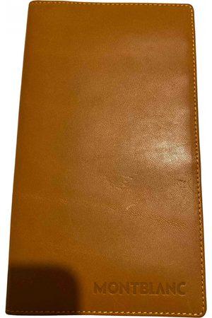 Mont Blanc Women Wallets - \N Leather Purses, Wallet & cases for Women