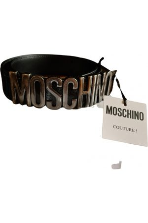 Moschino \N Patent leather Belt for Women