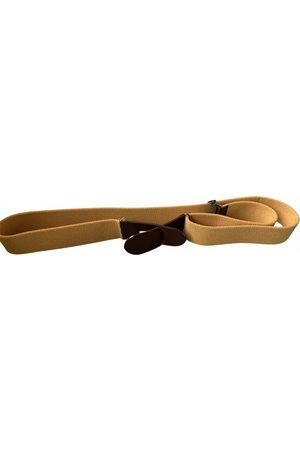 Tod's Men Belts - \N Leather Belt for Men