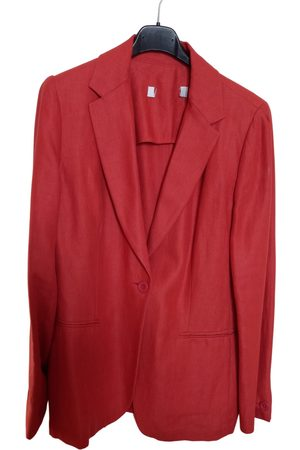 Max Mara Women Jackets - \N Linen Jacket for Women