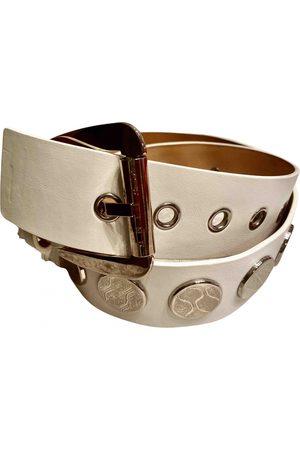 Céline \N Leather Belt for Women