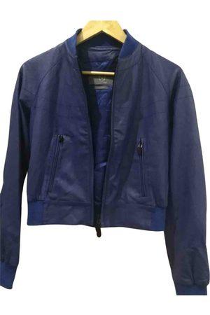 Alexander McQueen Women Leather Jackets - \N Leather Jacket for Women
