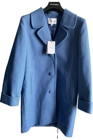 Claudie Pierlot Women Coats - Fall Winter 2020 Cotton Jacket for Women
