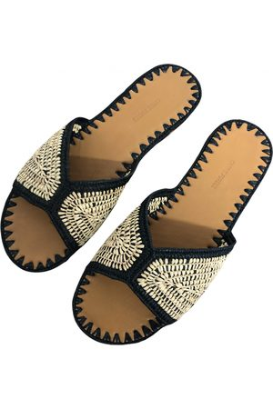 Carrie Forbes Women Sandals - \N Leather Sandals for Women