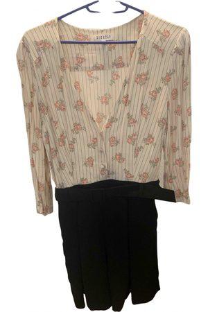 Claudie Pierlot Women Jumpsuits - \N Cotton Jumpsuit for Women