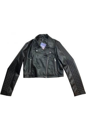 Missguided Women Leather Jackets - \N Leather Jacket for Women