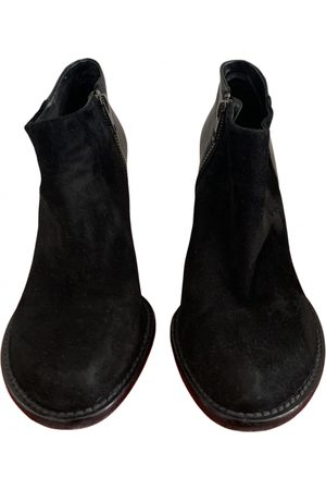 ANN DEMEULEMEESTER \N Suede Ankle boots for Women