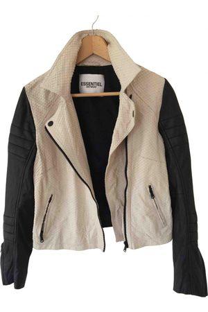 Essentiel Antwerp \N Vegan leather Jacket for Women
