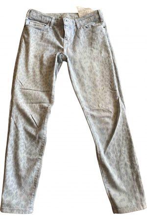 Current/Elliott Women Jeans - \N Cotton - elasthane Jeans for Women