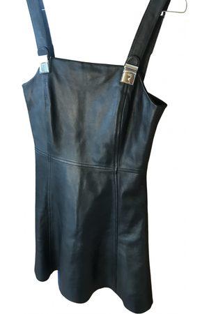 Claudie Pierlot Fall Winter 2020 Leather Dress for Women