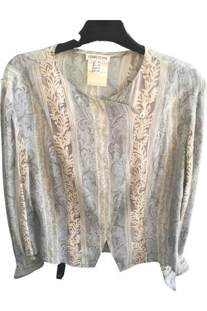 Cerruti 1881 \N Silk Top for Women