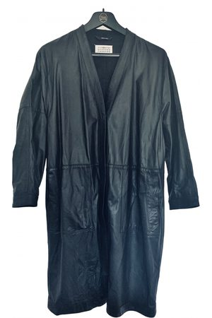 Maison Martin Margiela \N Leather Coat for Women