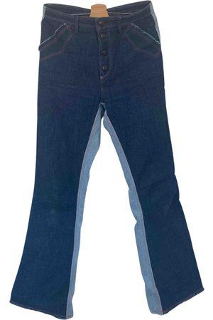 Sonia by Sonia Rykiel Women Jeans - \N Cotton - elasthane Jeans for Women