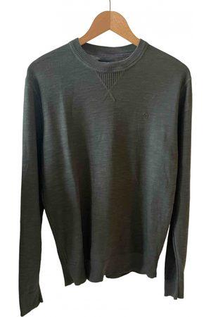 JACK & JONES Khaki Cotton Knitwear & Sweatshirt