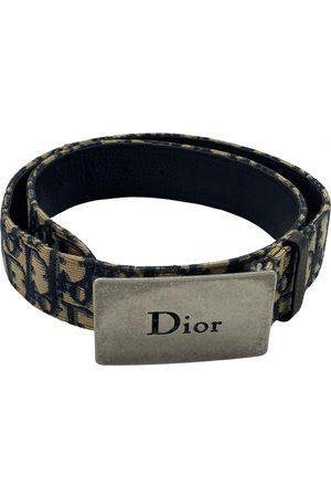 Dior Women Belts - VINTAGE \N Cloth Belt for Women