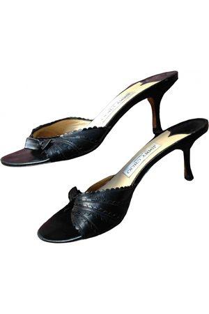 Jimmy Choo Women Sandals - \N Leather Sandals for Women