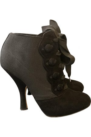 Dolce & Gabbana \N Suede Ankle boots for Women