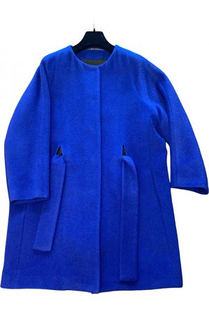 Msgm Women Coats - \N Wool Coat for Women
