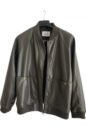 Galeries Lafayette \N Vegan leather Leather Jacket for Women