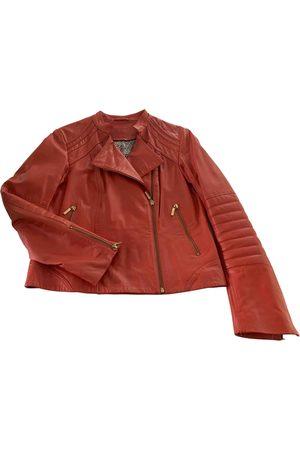 Kookai \N Leather Leather Jacket for Women