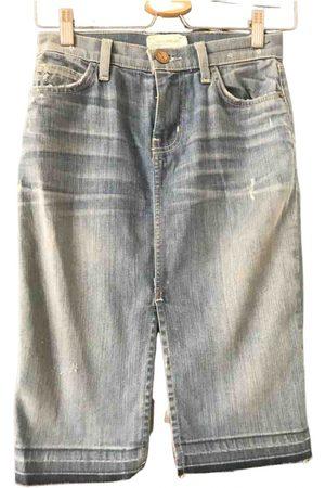 Current/Elliott \N Denim - Jeans Skirt for Women